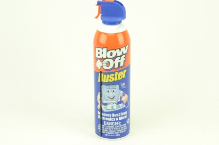 Blow-Off Duster